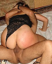mature spread woman