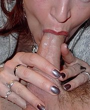 mature sucking very young cock