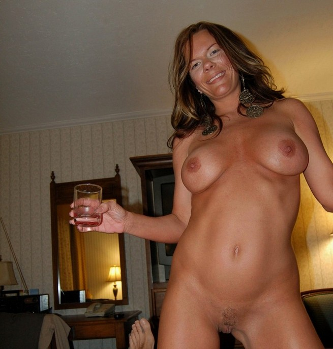 British Amateur Mature Wife