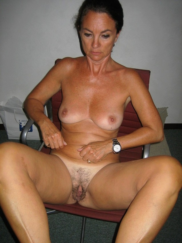 Non nude mature everyday women