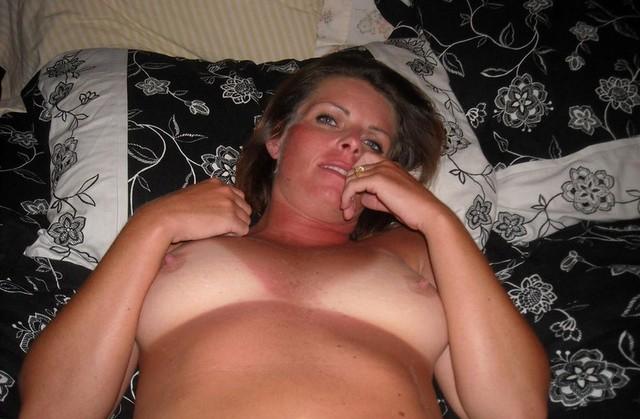 my wife sleeping naked