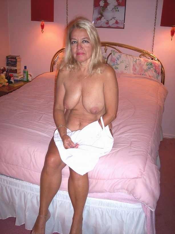 having mature sex woman