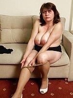plus size mature woman pics