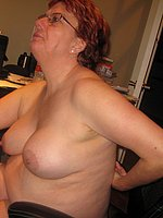 daily mature granny pics