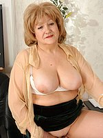 busty gallery mature