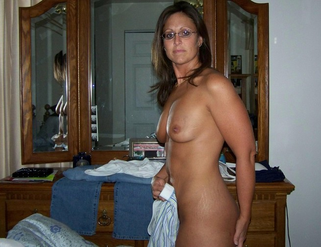 mature natural woman
