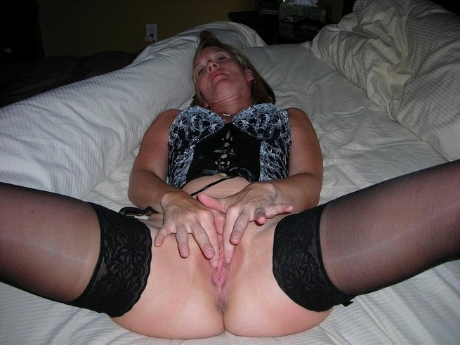 mature lesbians in stockings
