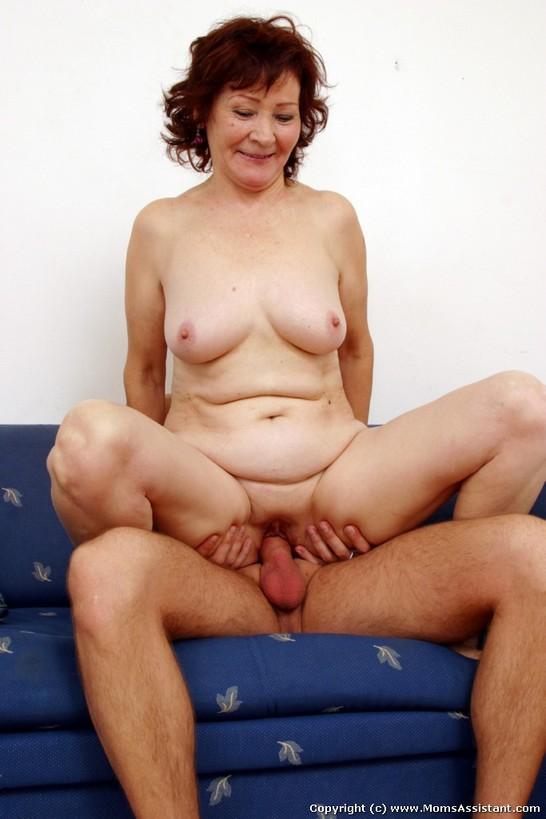mature woman outdoors