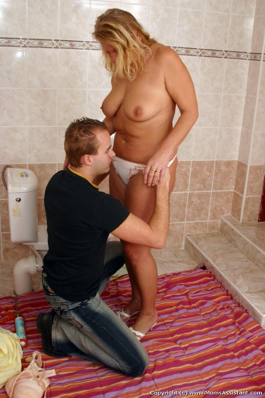 milf facials and blowjobs